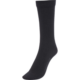 Icebreaker Lifestyle Ultra Light Crew Socks Women black